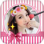 Flower Filter Crown Beautyplus icon