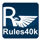 Rules40k Eng icon