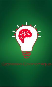 Dictionnaire économique eco fr poster