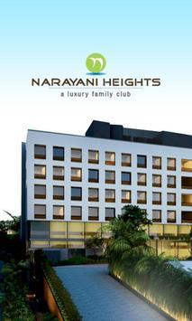 Narayani Height poster
