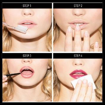 Natural makeup tutorial apk screenshot