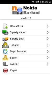 NoktaBarkod Mobile poster