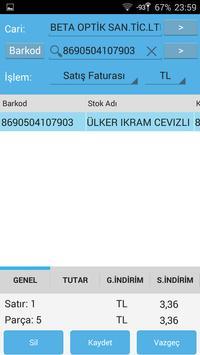 NoktaBarkod Mobile apk screenshot
