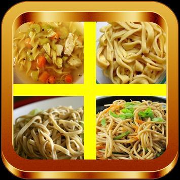 Noodles Recipes poster