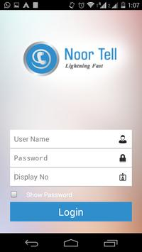 Noor Tell poster
