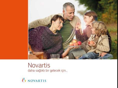 Novartis Türkiye apk screenshot