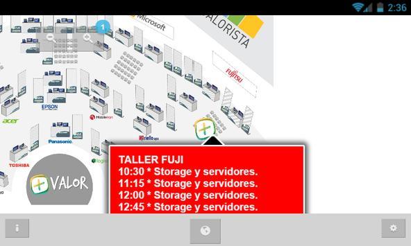 n-beacons Demo 5 apk screenshot