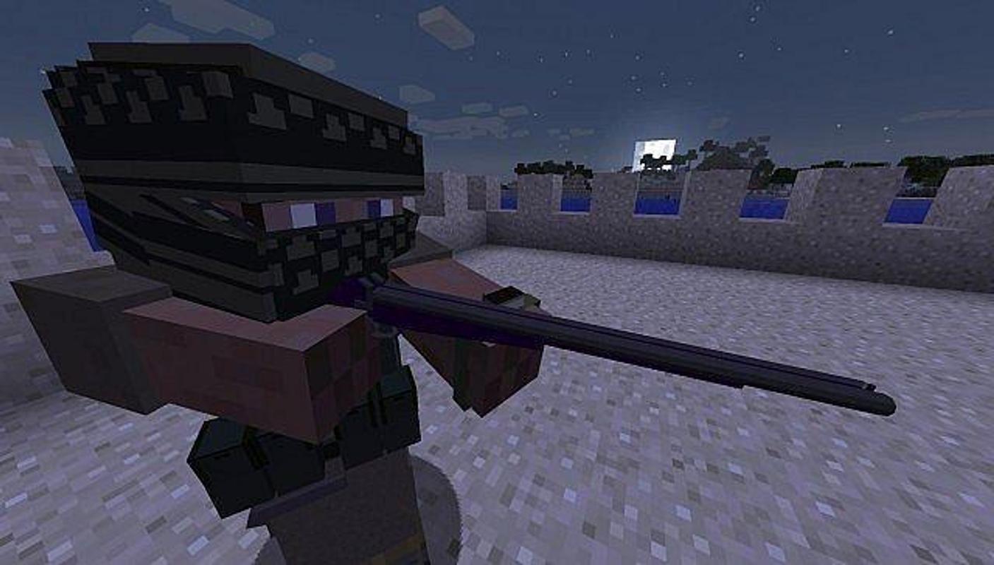 моды на оружие для майнкрафт 1.8.9 #2