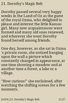 Ozma of Oz apk screenshot