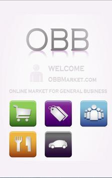 OBB Market poster