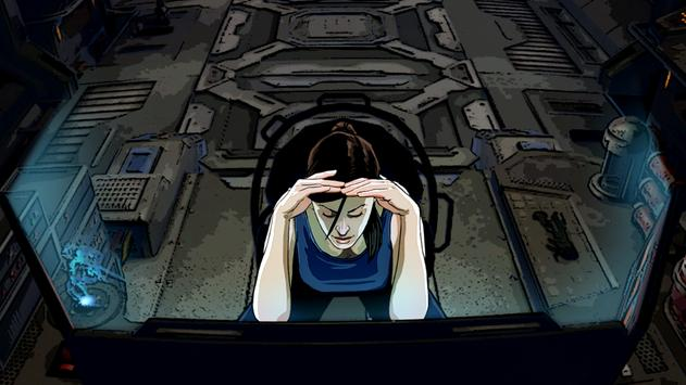 Salvaged: VR Comic apk screenshot