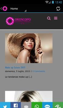 Oroscopo Internazionale apk screenshot