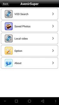 AvenirSuper apk screenshot
