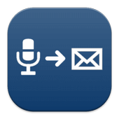 SMS / Email by Voice icon