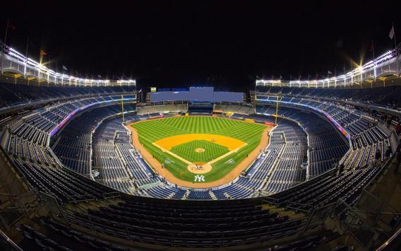 Wallpaper For Yankee Stadium poster