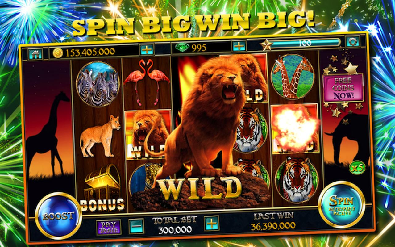 Free Slots Machine Games