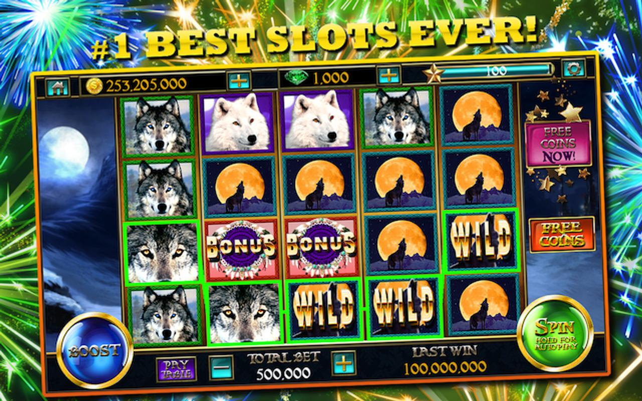 free online slot games on line casino