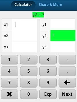 Linear Interpolation apk screenshot