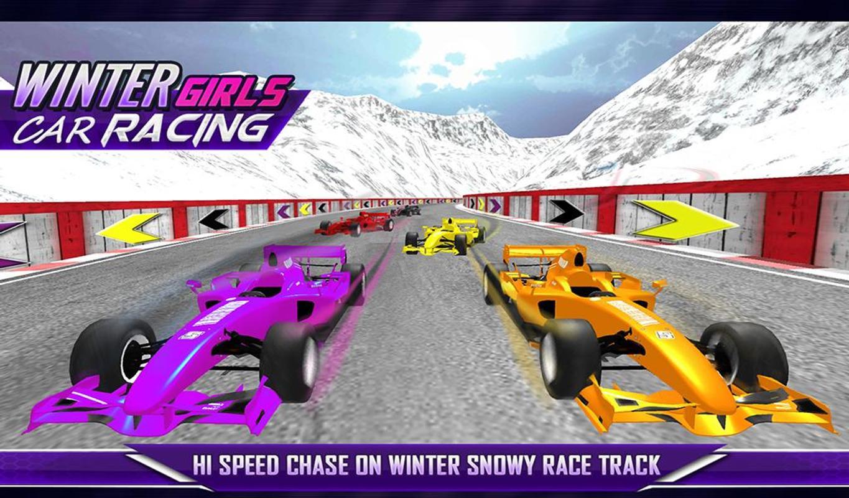 Girl racing games free