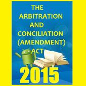 Arbitration & Conciliation Act icon
