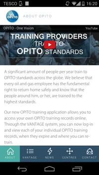 OPITO Train-R poster