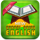 Learn Quran - Qurani Qaida.eng icon