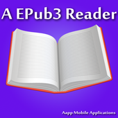 A EPub3 Reader icon