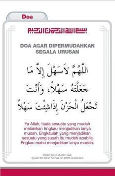 Doa Islam Pilihan poster