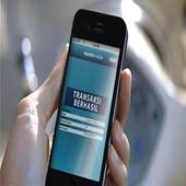 Panduan Mandiri SMS Banking icon