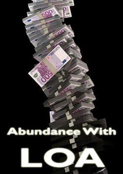 Abundance with LOA poster