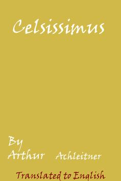 Celsissimus poster