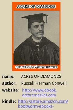 Acres of Diamonds poster
