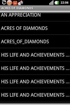 Acres of Diamonds apk screenshot