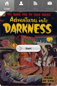 Adventures Into Darkness # 8 poster
