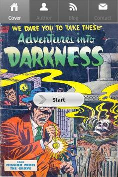 Adventures Into Darkness # 11 poster