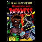 Adventures Into Darkness # 9 icon