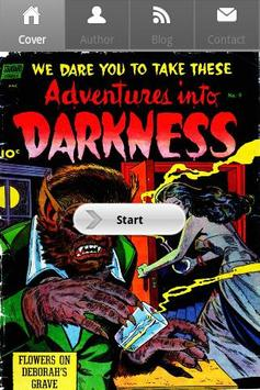 Adventures Into Darkness # 9 poster