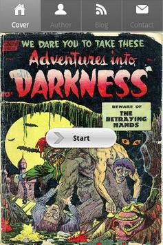 Adventures Into Darkness # 7 poster