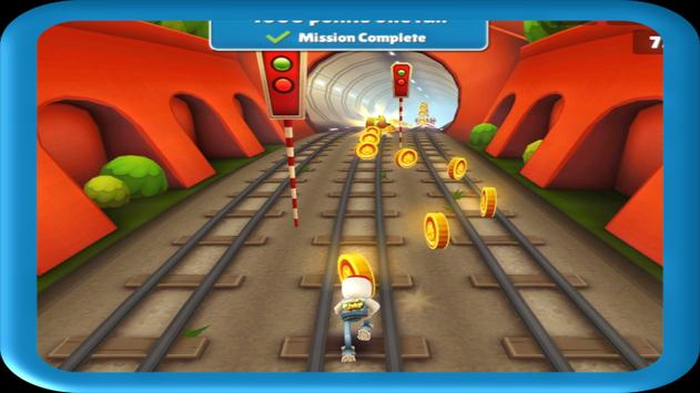 Guides Subway Surf poster