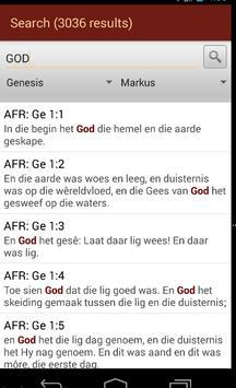 Afrikaans Bybel apk screenshot