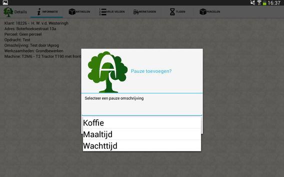 AGROmanager apk screenshot