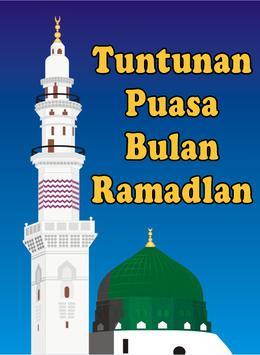 Tuntunan Puasa Bulan Ramadlan poster