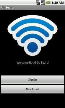 AirBears apk screenshot
