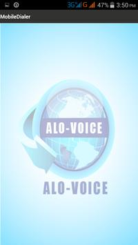ALO-VOICE poster