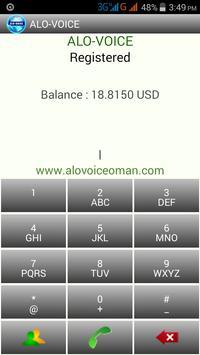 ALO-VOICE apk screenshot
