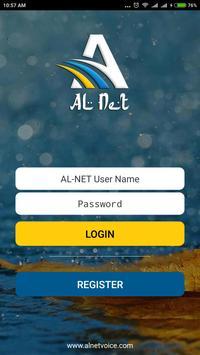 AlNet Voice poster