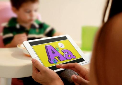 Alphabet For Children apk screenshot