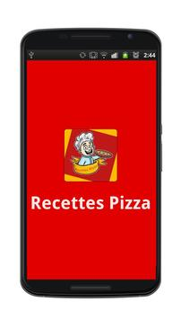 Pizza Recettes poster