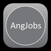 AngJobs - angularJs jobs icon