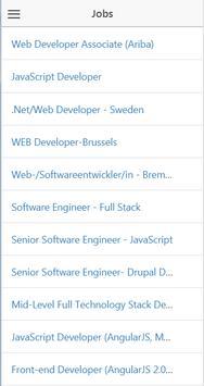 AngJobs - angularJs jobs poster